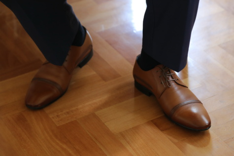 shoes, leather, light brown, pants, parquet, footwear, shoe, foot, covering, fashion