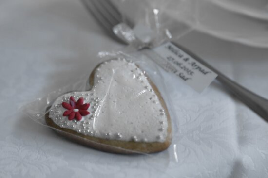 heart, cookie, romantic, dinner table, indoors, luxury, food, romance, baking, traditional