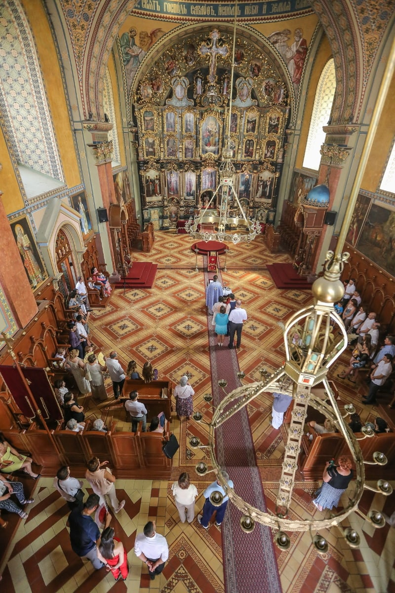 interior decoration, interior design, church, ceremony, orthodox, chandelier, religion, altar, cathedral, structure