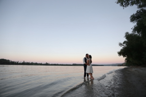 omfavnelse, sand, romanssi, kyst, bølger, kys, vand, strand, Shoreline, kyst