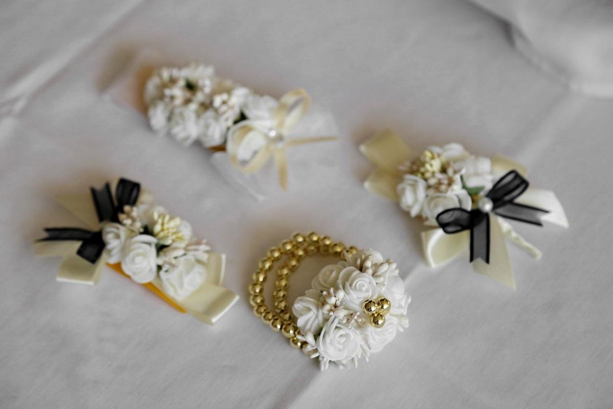brillante, perle, bijoux, parure, mariage, Collier, amour, luxe, romance, décoration