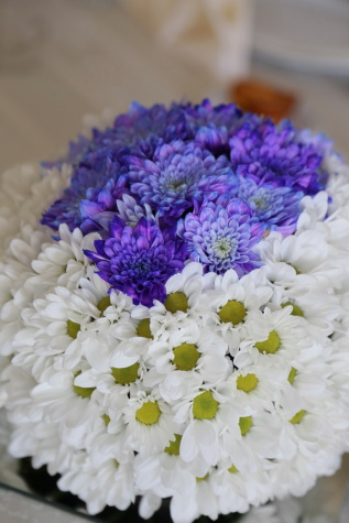 purple, bouquet, flowers, white flower, arrangement, flower, nature, decoration, color, beautiful