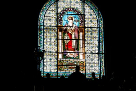 kingdom, king, christianity, stained glass, cathedral, architecture, window, framework, church, religion