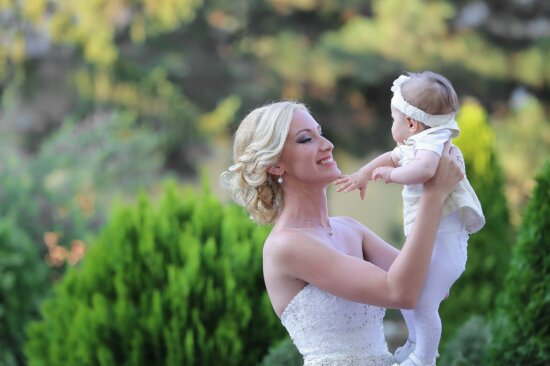hug, maternity, motherhood, mother, baby, smile, family, love, nature, outdoors