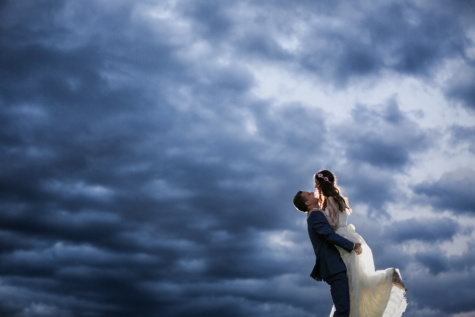 happiness, happy, groom, bride, embrace, Heaven, love, outdoors, nature, wedding