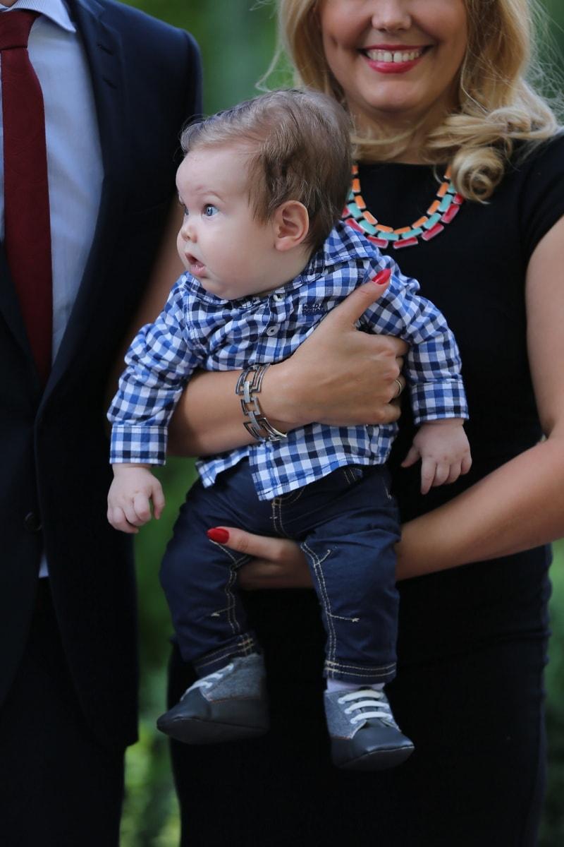 maternité, maternité, mère, enfant en bas âge, bébé, père, joli, famille, gentilhomme, bracelet