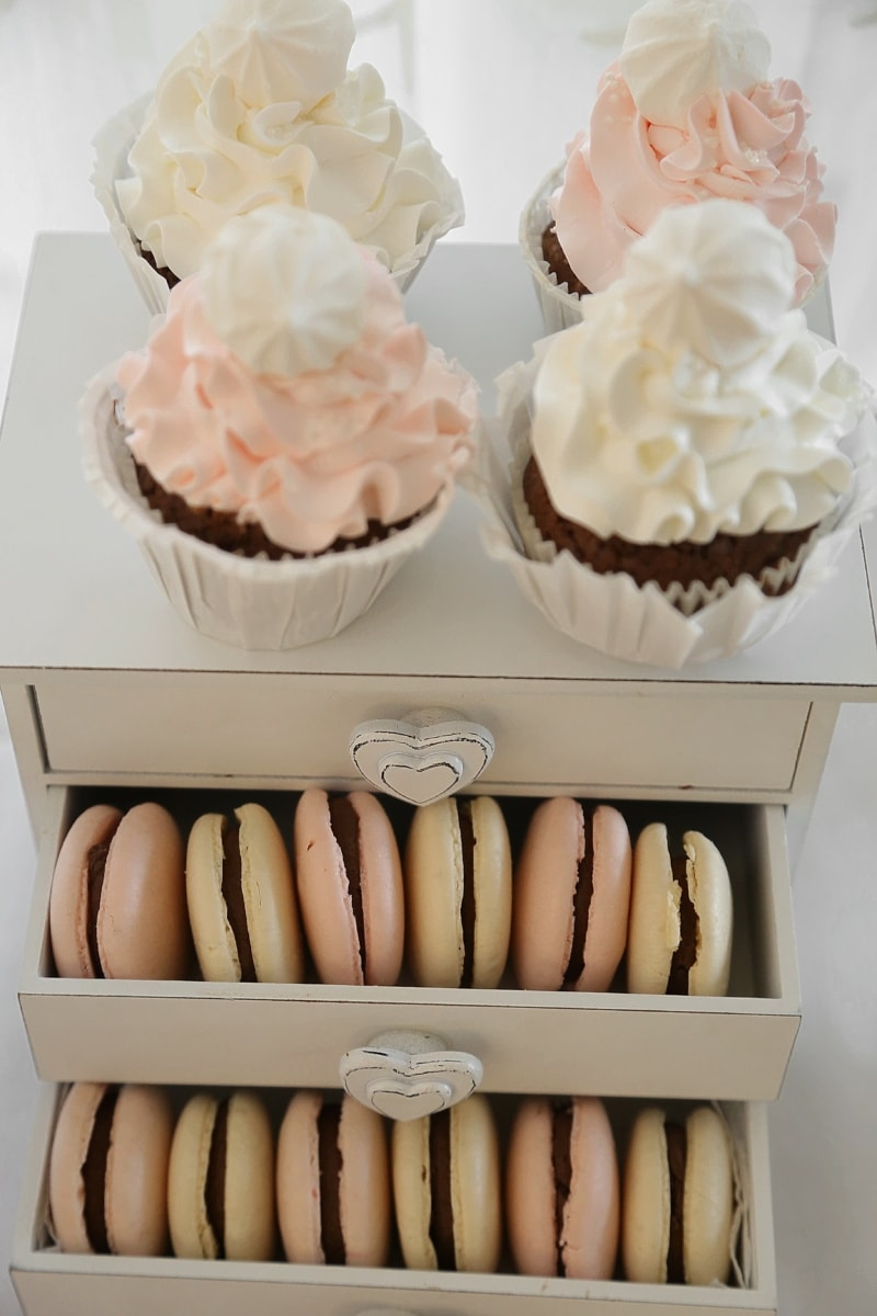 cupcake, cookie, drawer, handmade, baking, delicious, food, chocolate, merchandise, sugar