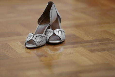 sandal, white, wedding, leather, woman, wood, floor, blur, fashion, footwear