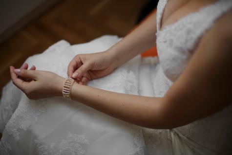 bracelet, Or, bijoux, bijou, brillant, diamant, mariage, femme, la mariée, engagement