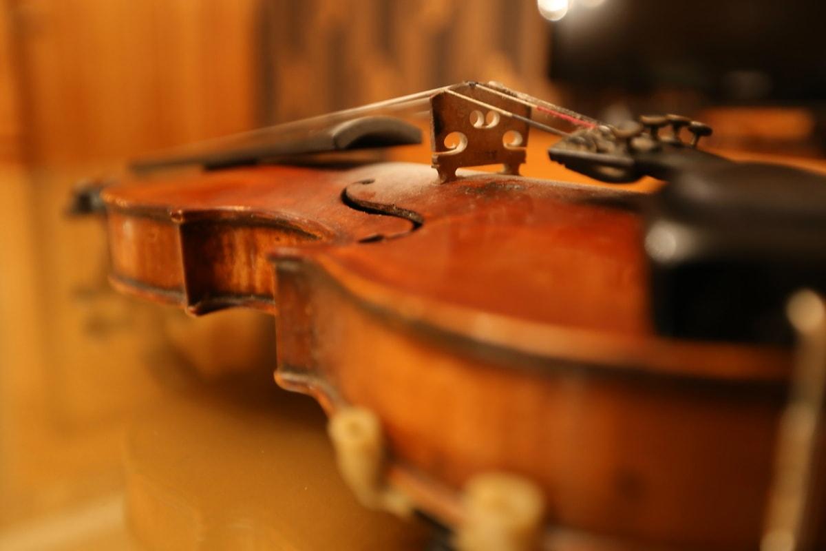 βιολί, μεσαιωνική, μέσο, μουσική, μελωδία, χειροποίητο, από κοντά, αρχαιότητα, κλασικό, σε εσωτερικούς χώρους