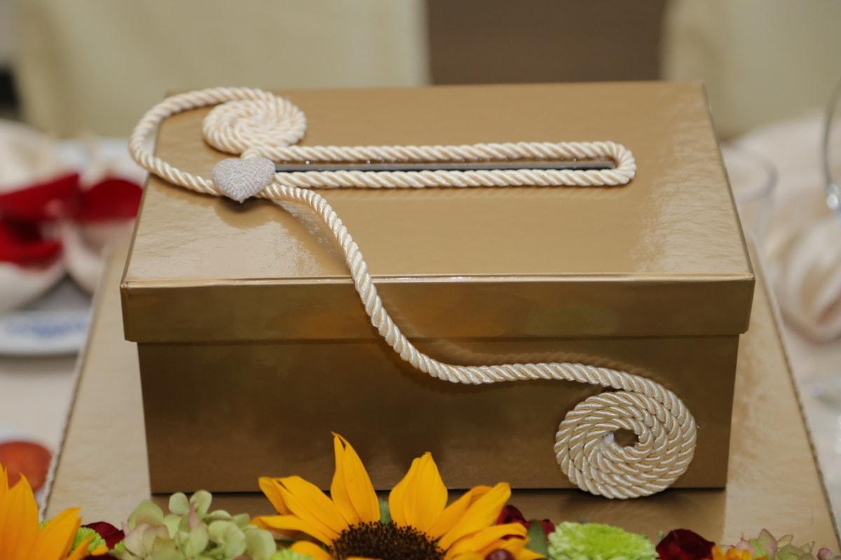 boxes, romantic, gifts, handmade, love, rope, indoors, interior design, nature, retro