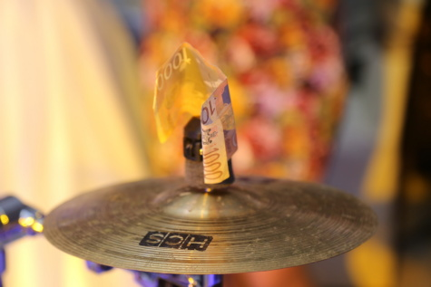 Serbia, money, banknote, music, drum, indoors, blur, food, traditional, vertical