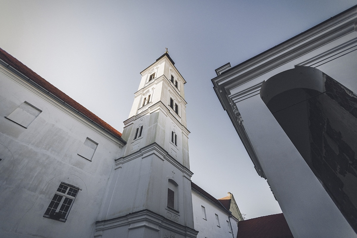 monastery, Serbia, church tower, medieval, architectural style, architecture, church, cathedral, religion, city