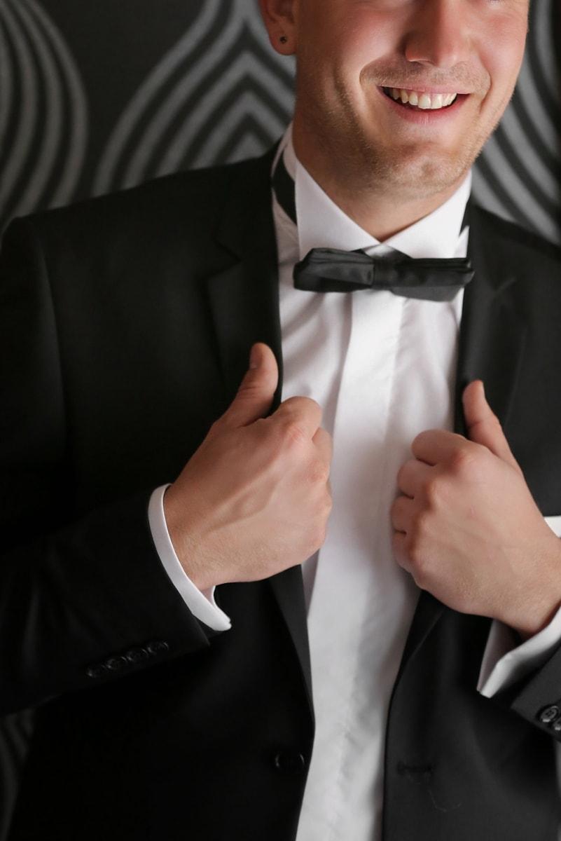 nœud papillon, costume de smoking, Gestionnaire, mode, homme d'affaire, carrière, costume, entreprise, professionnel, vêtements