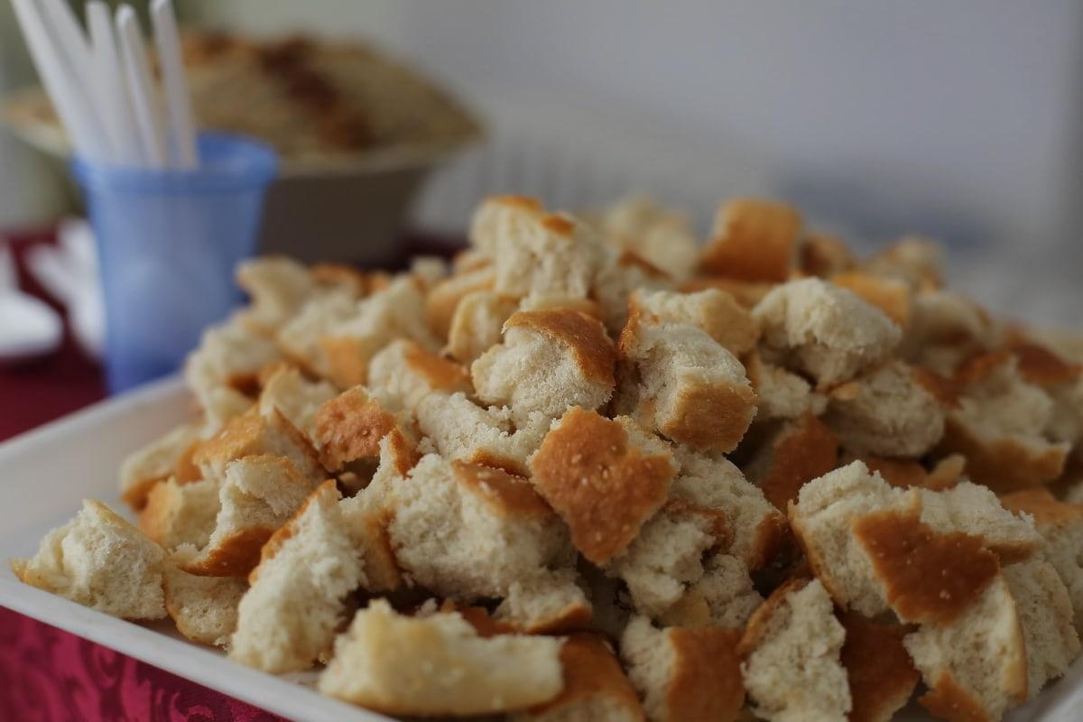 pain, fait main, maison, buffet, pâte à tarte, repas, alimentaire, snack, plaque, céréale