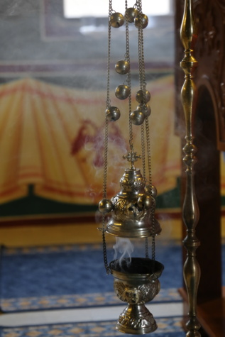 shining, brass, metal, smoke, decoration, handmade, fragrance, chain, antiquity, glass