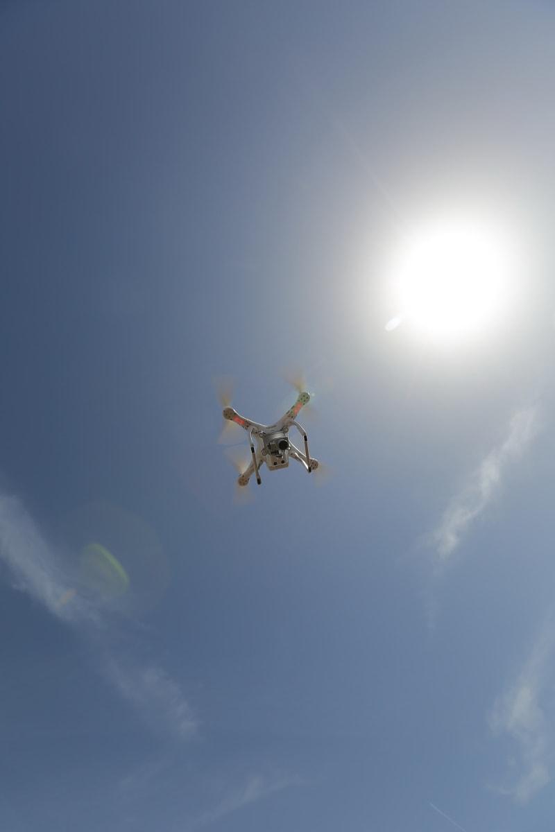 Überflug, Eders, Video-Aufzeichnung, Elektronik, Überwachung, Propeller, Luft, Jet, Flug, fliegend