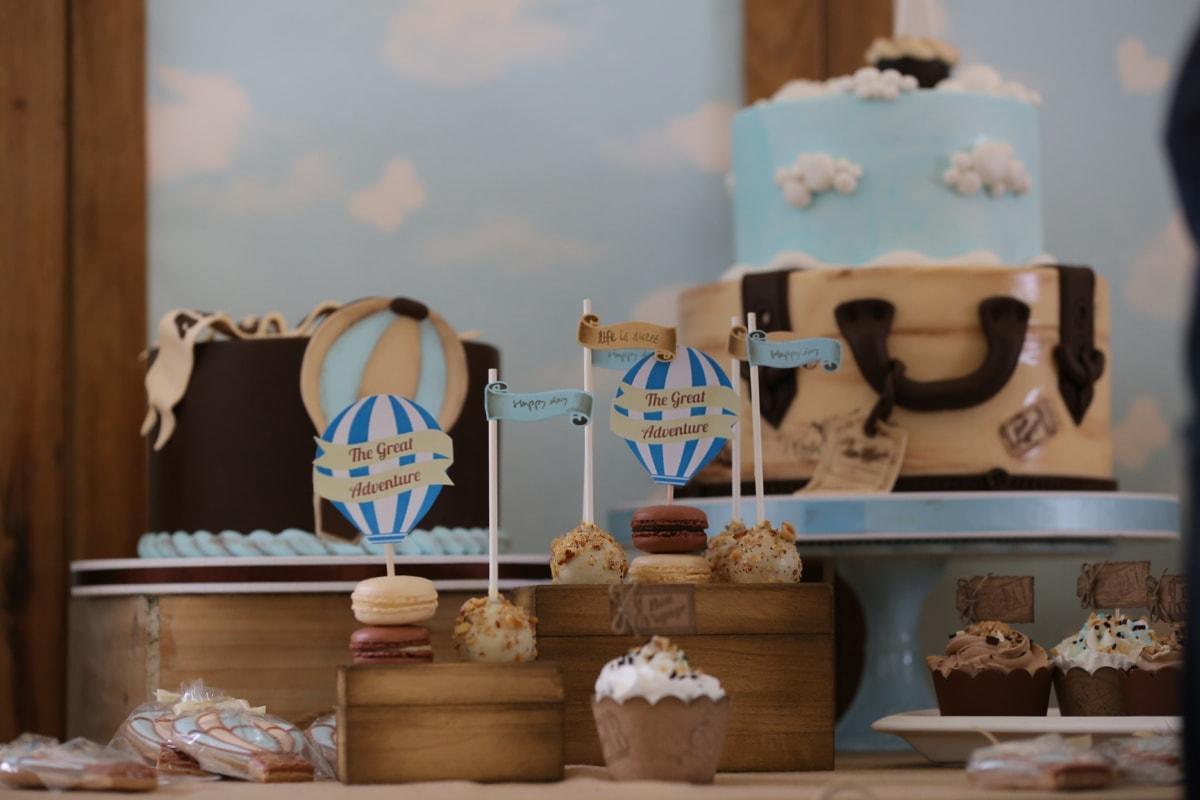 cookie, biscuit, birthday, birthday cake, decoration, interior design, luxury, retro, furniture, indoors