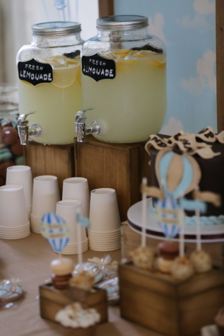 fresh, beverage, lemonade, party, birthday cake, juice, fruit juice, cup, wood, homemade