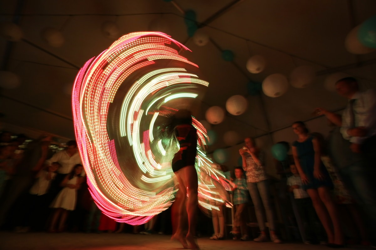 spectacular, dancing, spectator, audience, dancer, nightclub, nightlife, night, light, technology