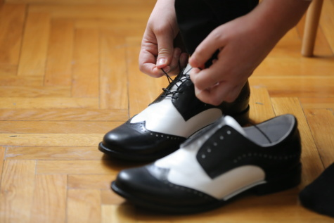 uomo, in pelle, bianco e nero, laccio, scarpe, sandalo, piedi, Calzature, Scarpa, copertura