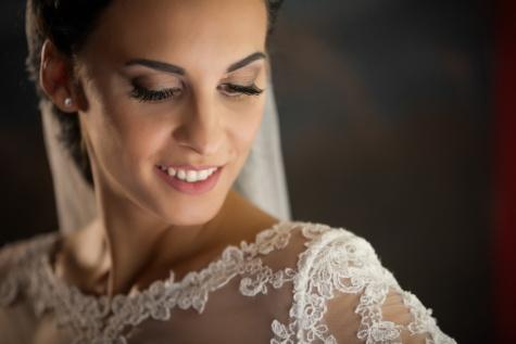 невеста, лицо, вуаль, счастье, глаз, женщина, Свадьба, очарование, моды, элегантный