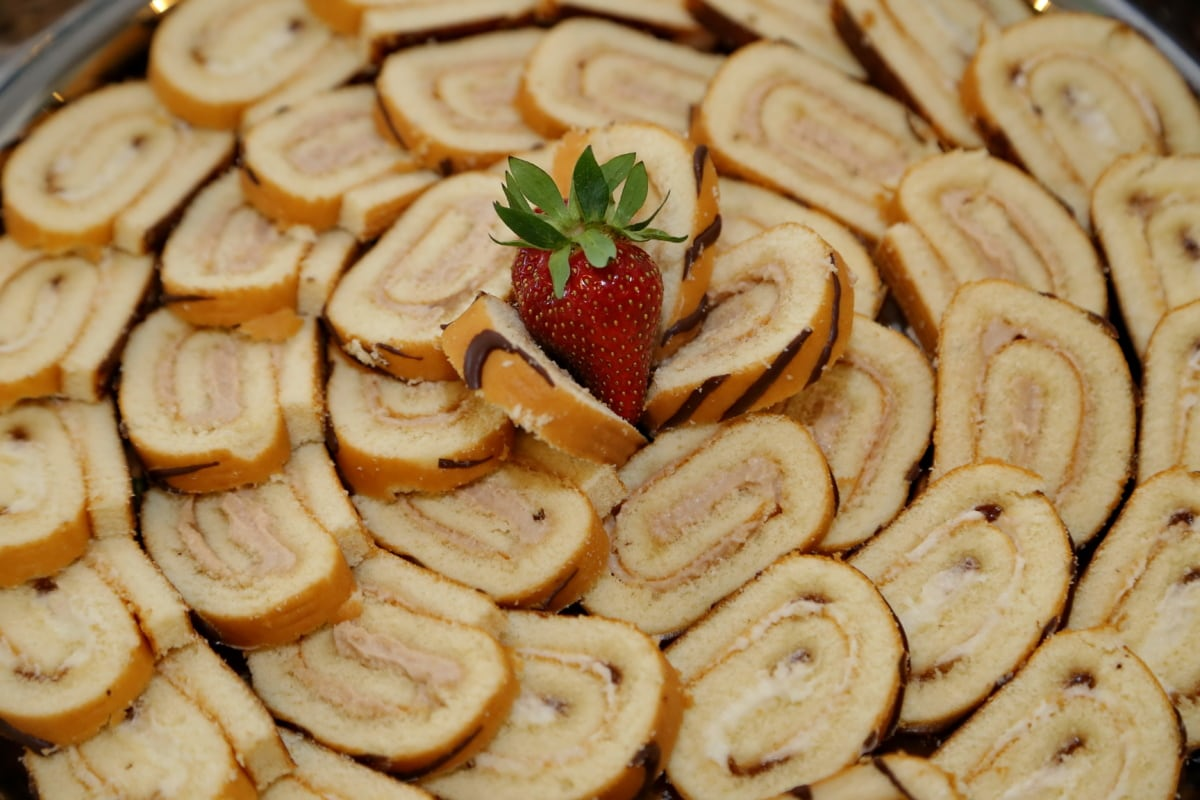baked goods, strawberry, homemade, delicious, food, meal, nutrition, cooking, traditional, diet