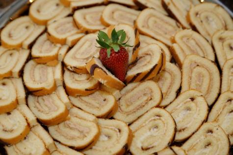 烘焙食品, 草莓, 自制, 美味, 餐饮, 顿饭, 营养, 烹饪, 传统, 饮食