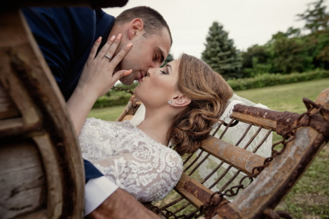 countryside, bride, groom, love, embrace, couple, happy, romance, woman, happiness