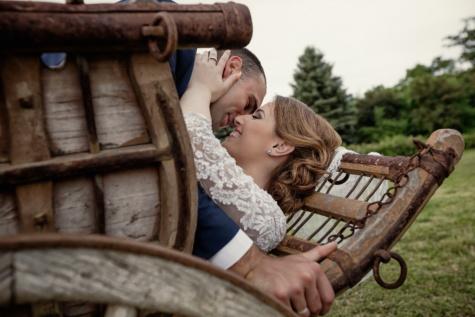 romantikus, vidéken, szerelem, fiatal nő, ember, fa, nő, szabadban, romantika, természet