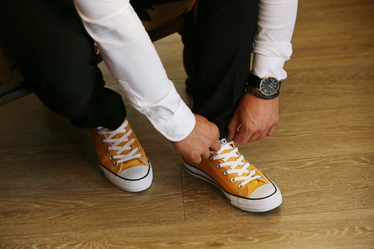 Bureau, chaussures de sport, décontractée, homme d'affaire, chaussures, vêtements, paire, mode, pied, en cuir