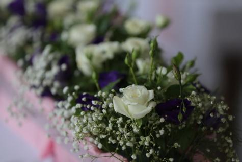 weiße Blume, Blumenstrauß, aus nächster Nähe, Blumen, Anordnung, Hochzeit, Liebe, Blume, Dekoration, stieg