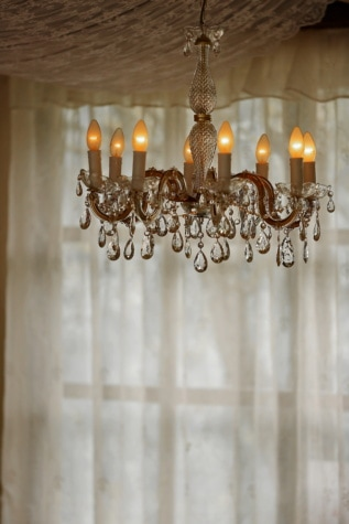 chandelier, baroque, crystal, handmade, old, interior design, retro, antique, traditional, architecture