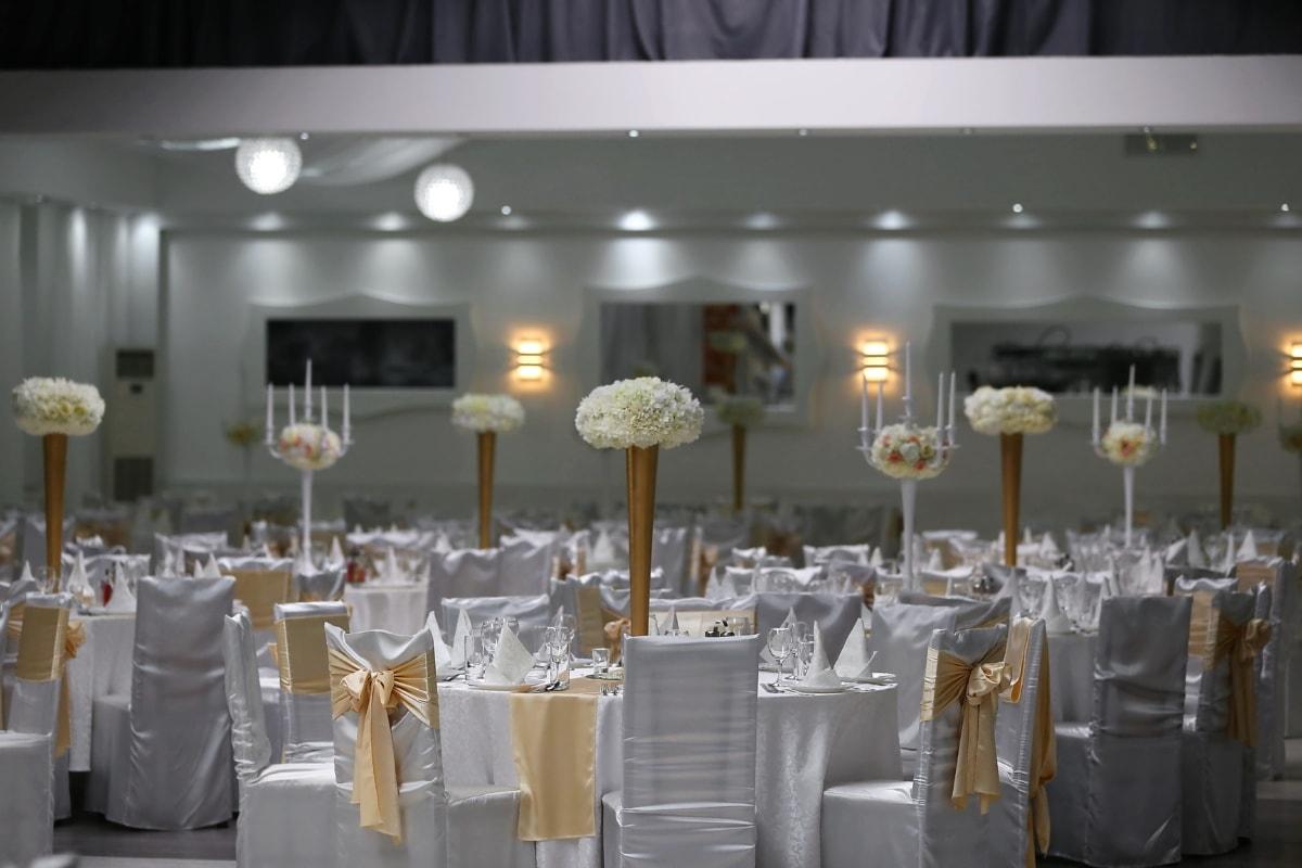 Hochzeitsort, Innendekoration, Hotel, Interieur-design, Stuhl, Zimmer, Tabelle, Restaurant, Speise-, Luxus