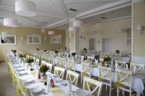 Restaurant, Essbereich, leere, Speise-, Innenraum, Tabelle, Möbel, Stuhl, Erstellen von, Cafeteria