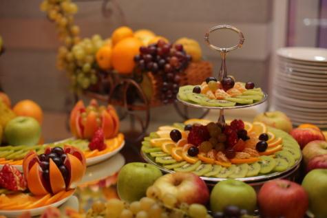 ακτινίδιο, ορεκτικό, φρούτα, σαλάτες, φλούδα πορτοκαλιού, τα μήλα, τροφίμων, μήλο, Μπανάνα, συστατικά