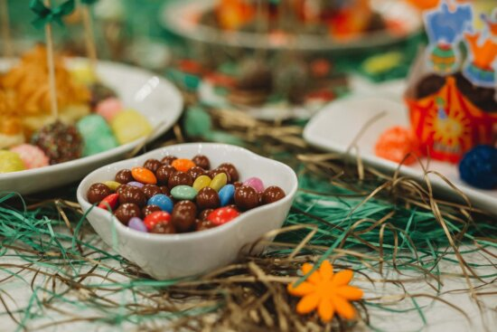 decorative, chocolate, delicious, candy, bowl, homemade, food, sugar, traditional, still life