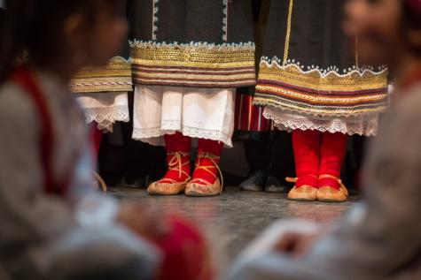 rochie, tradiţionale, de modă veche, nostalgie, îmbrăcăminte, pantofi, oameni, Festivalul, muzica, om