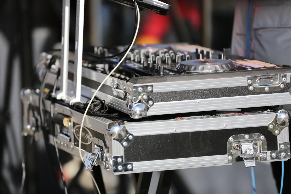 device, industry, music, tool, professional, mixer, sound, technology, electronics, equipment