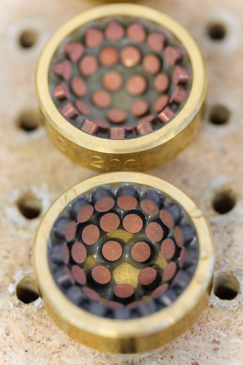 tour, en laiton, industriel, cuivre, outil à main, pièces, vieux, brillant, équipement, à l'intérieur