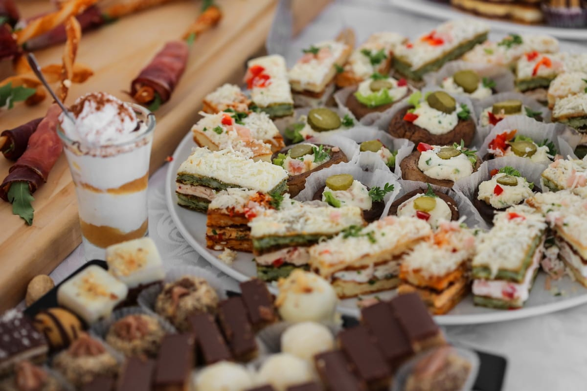 Sushi, plat, apéritif, repas, délicieux, plaque, restaurant, dîner, déjeuner, alimentaire