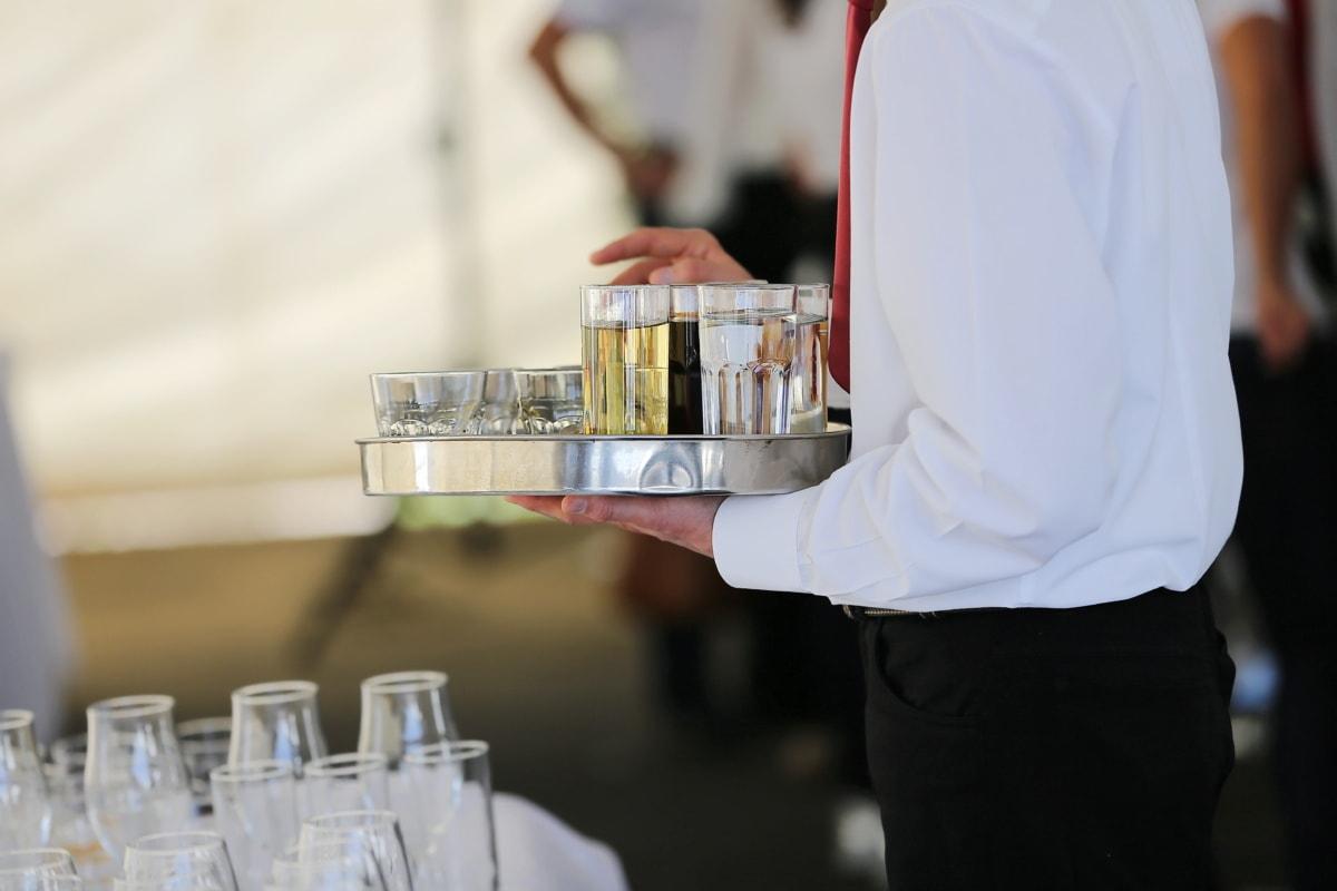 eau douce, cocktail de fruits, barman, jus de, jus de fruits, eau potable, emploi, restaurant, mariage, homme