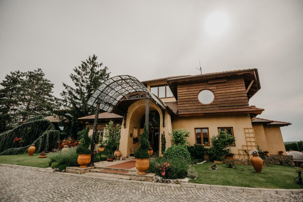 maison, Résidentiel, prêt hypothécaire, immobilier, architecture, structure, résidence, Création de, patio, Accueil