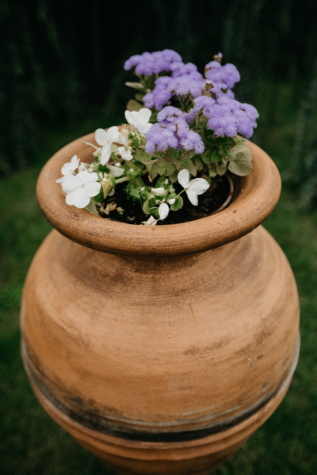 handmade, terracotta, flowerpot, craft, traditional, flowers, nature, container, flower, summer