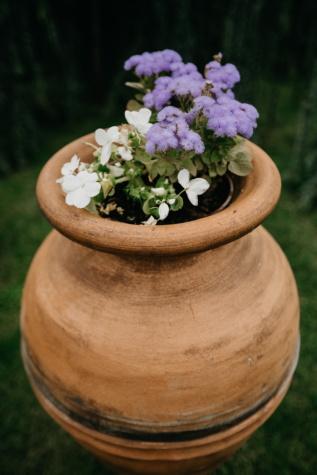 χειροποίητο, τερακότα, γλάστρα, χειροτεχνία, παραδοσιακό, λουλούδια, φύση, δοχείο, λουλούδι, το καλοκαίρι