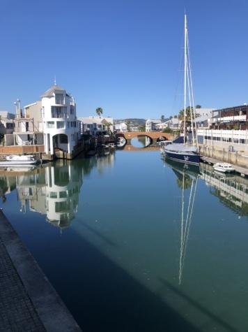kanál, rekreační oblast, turistická atrakce, loď, přístav, moře, marina, voda, přístav, molo
