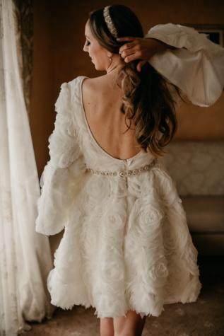 Salon, posant, Jolie fille, la mariée, robe, jeune fille, mode, femme, Portrait, mariage
