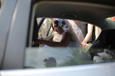 noiva, carro, interior, mulher, casamento, veículo, automóvel, transporte, menina, retrato
