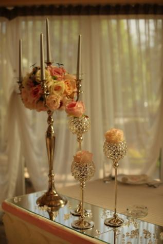 váza, zátiší, krystal, výzdoba interiéru, svíčka, svícen, sklo, design interiéru, luxusní, uvnitř