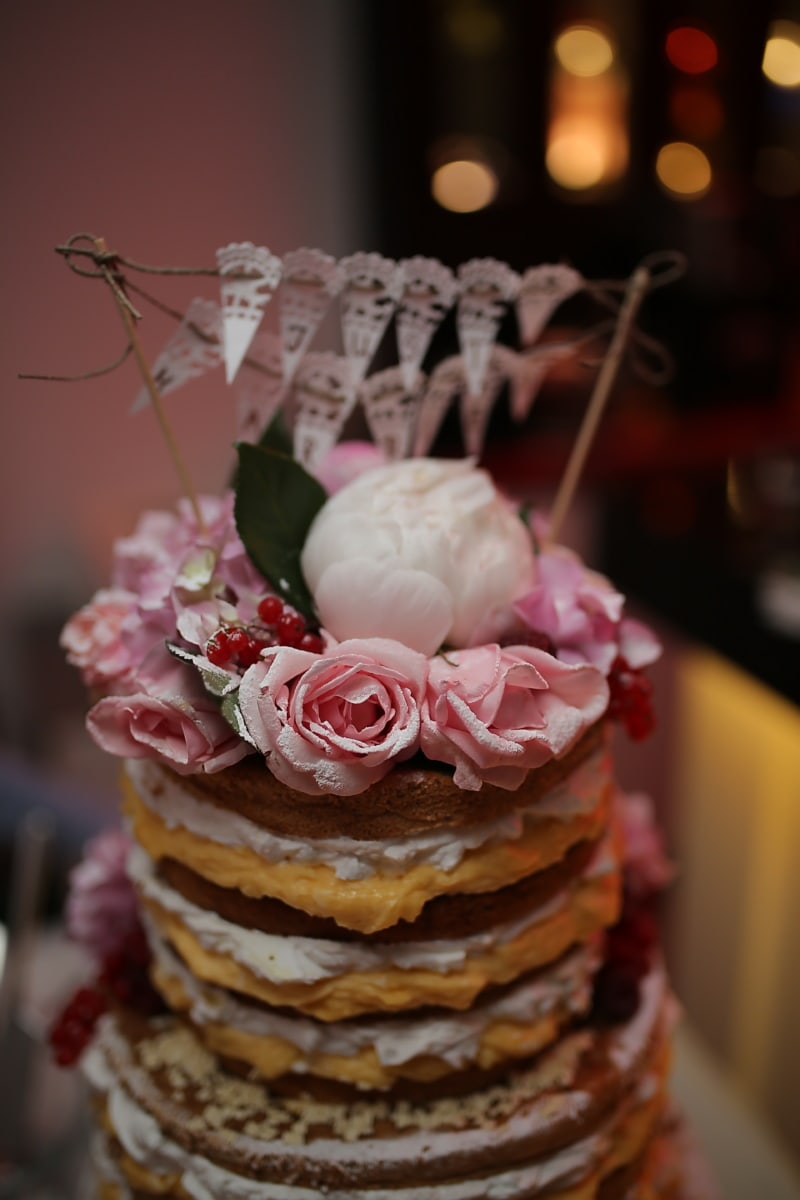 delicious, dessert, pancake, fruit, sweet, cream, food, bride, cake, chocolate